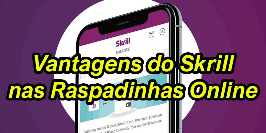 As melhores Raspadinhas Online Skrill em Portugal